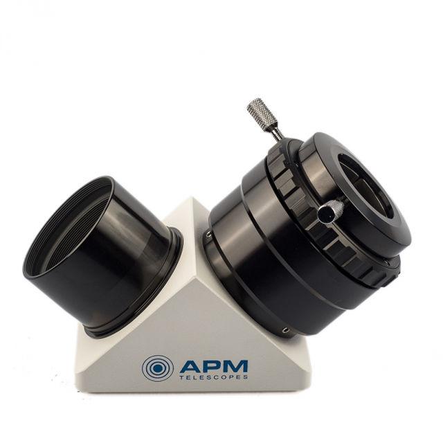 Bild von APM 2 Zoll Zenitprisma mit Schnellverschluss und Ultrabreitband-Vergütung für Teleskope