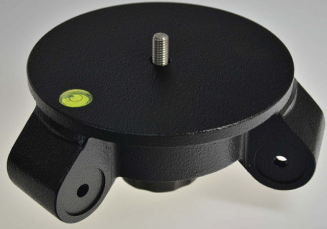 Picture of Berlebach Tripod top UNI for DM 6