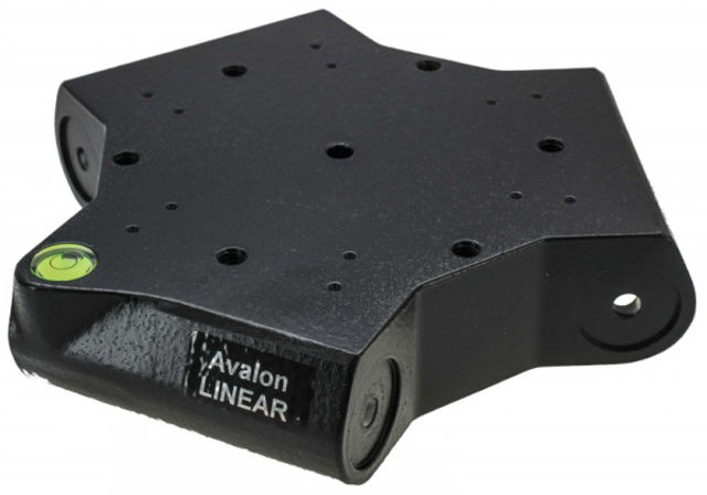 Picture of Berlebach Tripod top PLANET for Avalon Linear
