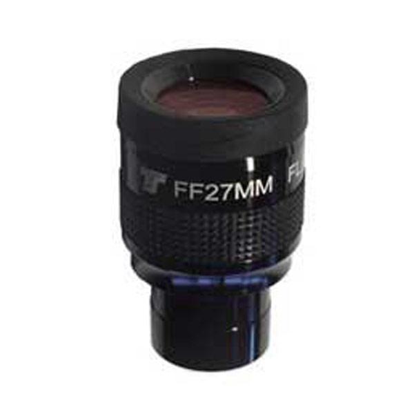 """Bild von TS-Optics Flatfield-Okular 1,25"""" FF 27 mm mit 53° Gesichtsfeld"""