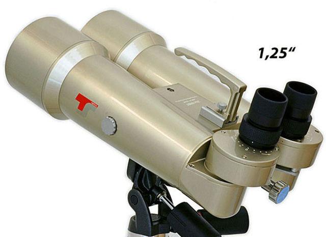 Bild von TS 100mm 90° Semi-Apo Triplet  Großfernglas