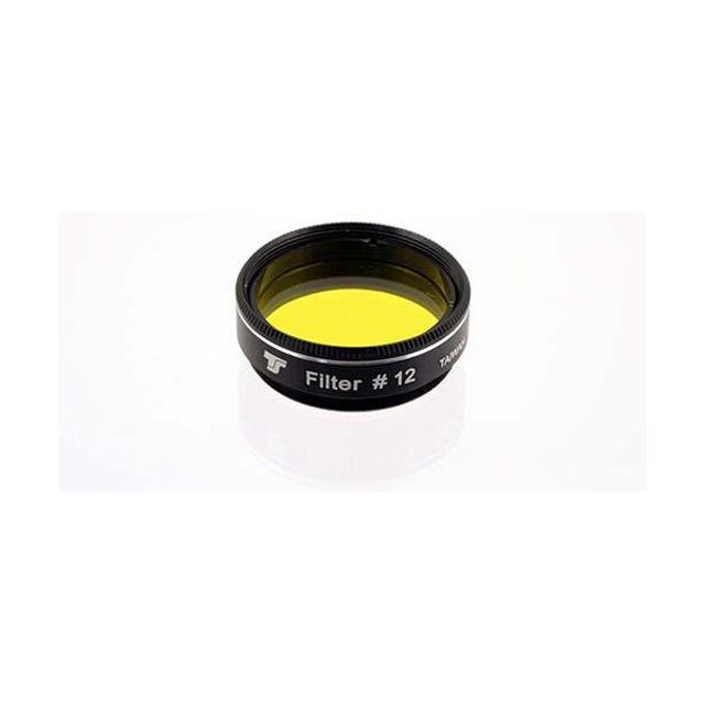 """Bild von TS 1,25""""-Farbfilter - Gelb #12 ab 80mm"""
