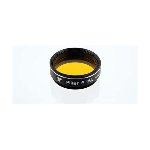 """Bild von TS 1,25""""-Farbfilter - Dunkelgelb #15 ab 114mm"""