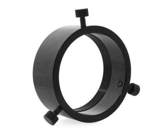 """Bild von TS-Optics kurzbauender Adapter von M48 auf 2"""" - Rotationssystem"""