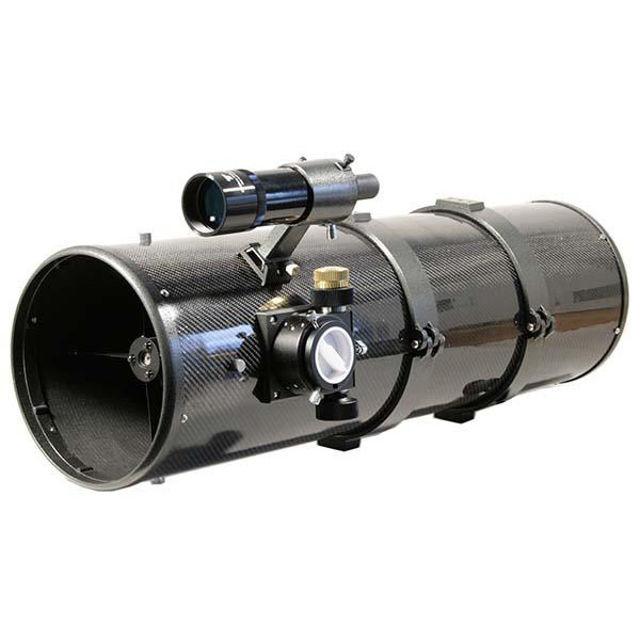 """Bild von TS Carbon Newton 200 mm f/4 - 2"""" Baader Steeltrack Crayford"""
