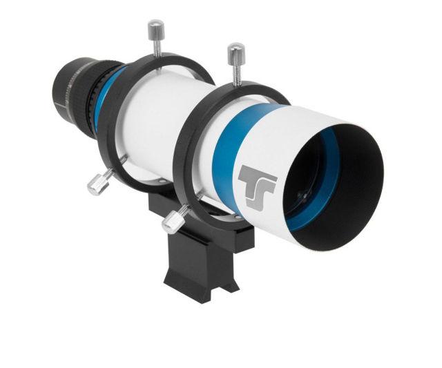 """Bild von TS Optics 60mm Leitrohr und Super Sucher mit 1.25"""" Helical Auszug"""