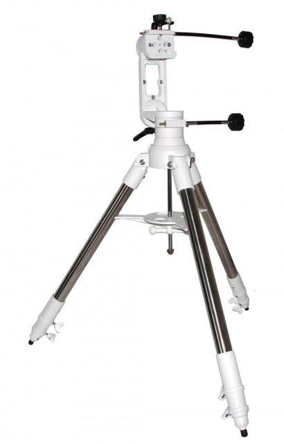 Bild von TS Optics Azimutale Montierung mit höhenverstellbarem Edelstahlstativ