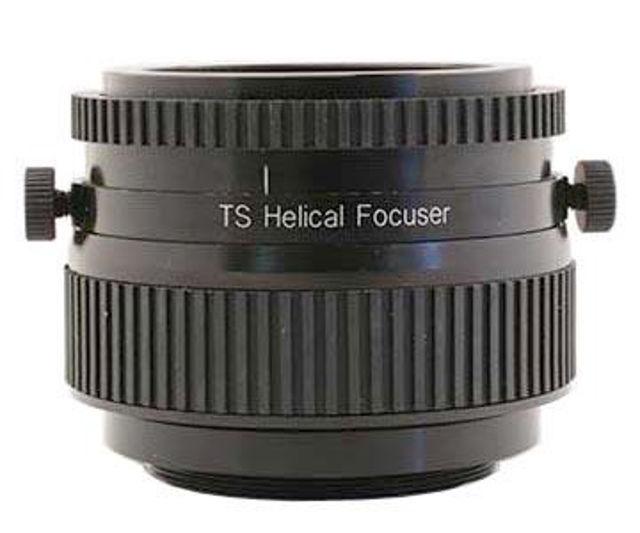 """Bild von TS Optics 2""""-Helical-Auszug, ein Schneckenfokussierer mit M48 Anschluss"""