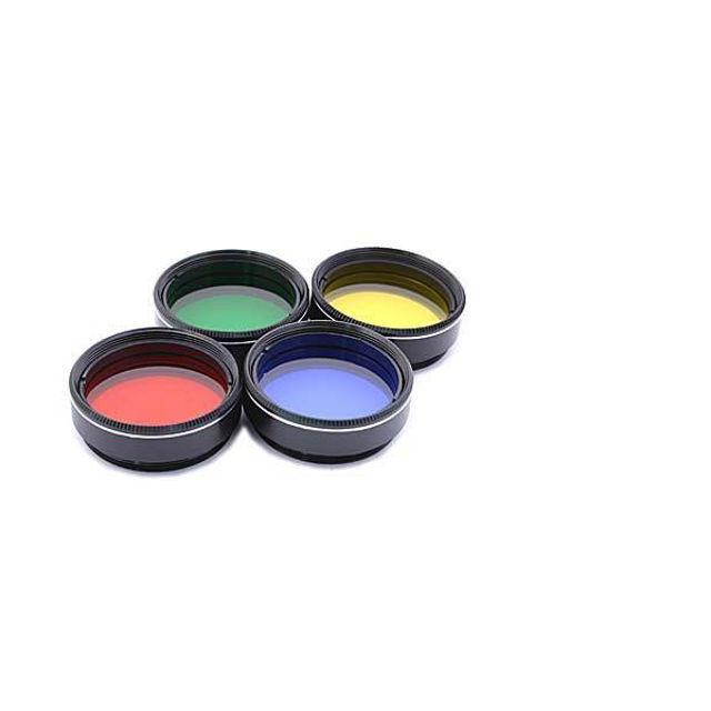 """Bild von TS 1,25"""" Farb-Filterset - 4 Filter für Teleskope ab 80mm Öffnung"""