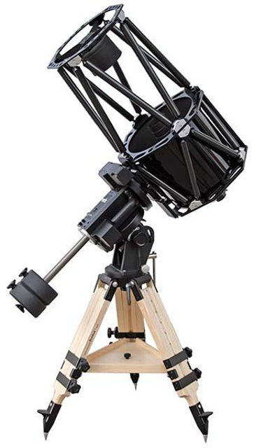 Picture of TS 12 inch f/8 Ritchey-Chrétien Astrograph on Skywatcher EQ8 GoTo Mount
