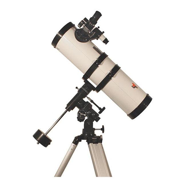 Bild von TS Starscope1306 - 130/650 mm Einsteigerteleskop mit parallaktischer Montierung