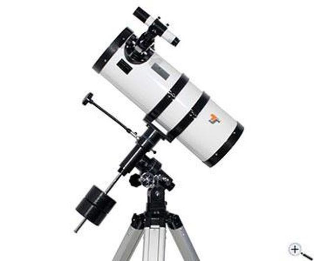 Bild von TS-Optics Megastar 1550 Einsteigerteleskop Newton 150/1400 auf EQ3-1 Montierung