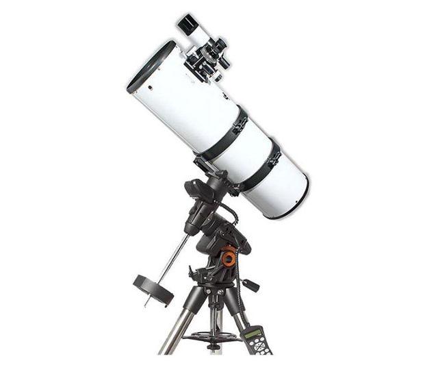 """Bild von TS-PHOTON 8"""" f/5 Advanced Newton-Teleskop auf Celestron AVX GoTo-Montierung"""