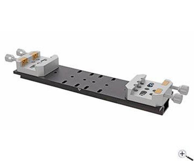 Bild von TS-Optics Deluxe-Doppelbefestigung für Vixen EQ5 Level Klemmungen und Montierungen