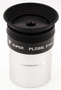 Bild von TS Optics Super Plössl mit 6 mm Brennweite