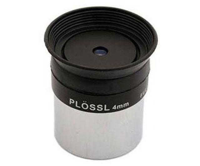 """Bild von TS Plössl 4mm mit 1,25""""-Einsteckdurchmesser,  50° Gesichtsfeld und vergüteter Optik"""