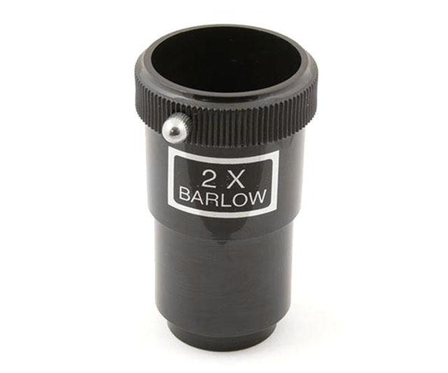 "Picture of TS Optics Barlow Lens 2x, 1.25"""