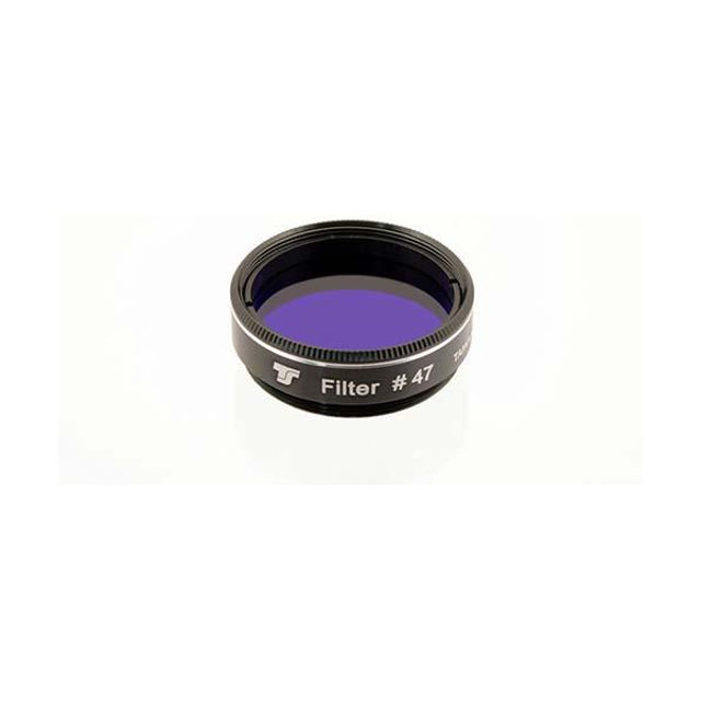"""Bild von TS 1,25""""-Farbfilter Violett #47 ab 120mm"""