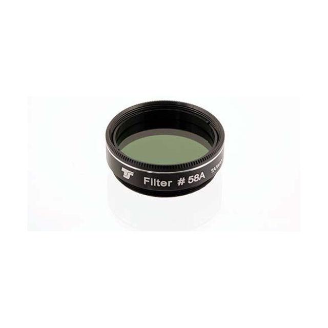 """Bild von TS 1,25""""-Farbfilter - Dunkelgrün #58A ab 120mm"""