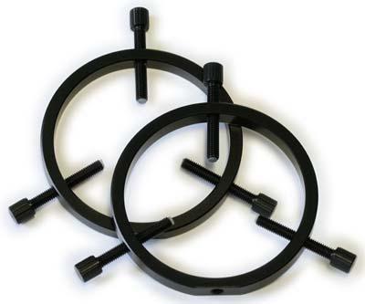 Bild von TS Optics Leitrohr 70/500mm in justierbaren Rohrschellen