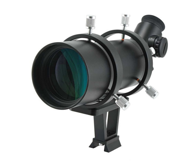 Picture of TS Optics 60 mm finder and guide scope with ED objective and T2 thread