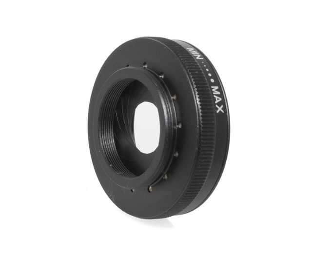 Picture of TS Optics Iris diaphragm, continuously adjustable from 2 to 28 millimetres