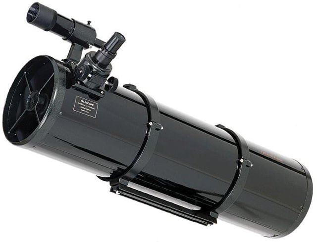 Picture of Celestron 200 mm Newtonian with focal ratio 1:5