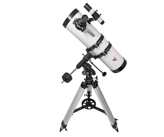 Picture of TS-Optics Starscope1306 - 130/650 mm beginner telescope with equatorial mount