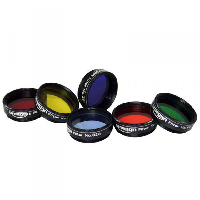 Picture of Omegon Filters Color filter set 1,25'' (6 pieces)