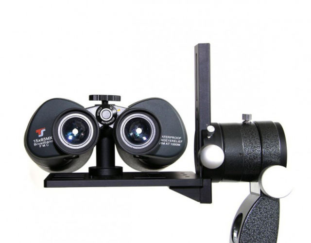 Bild von TS Optics L-Halter für Ferngläser und Spektive