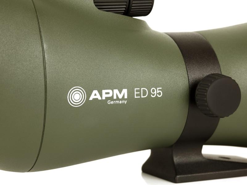Bild von APM 95mm APO Spektiv mit Swarovski 25-50x Zoomokular