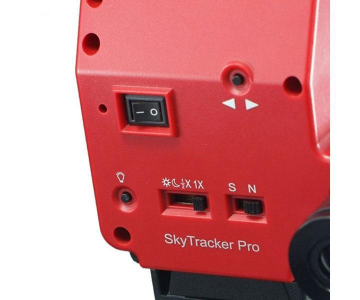 Bild von iOptron SkyTracker Pro Kameramontierung mit Nachführung und Polsucher