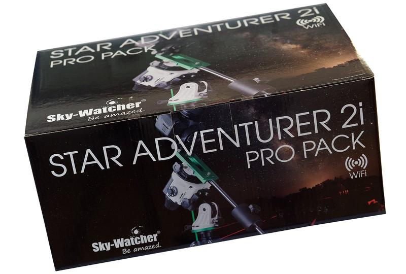 Bild von Skywatcher Star Adventurer 2i WiFi Pro Pack