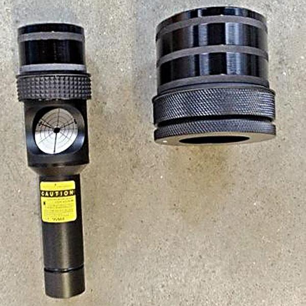 Bild von Hotech SCA-2D Justierlaser Collimator