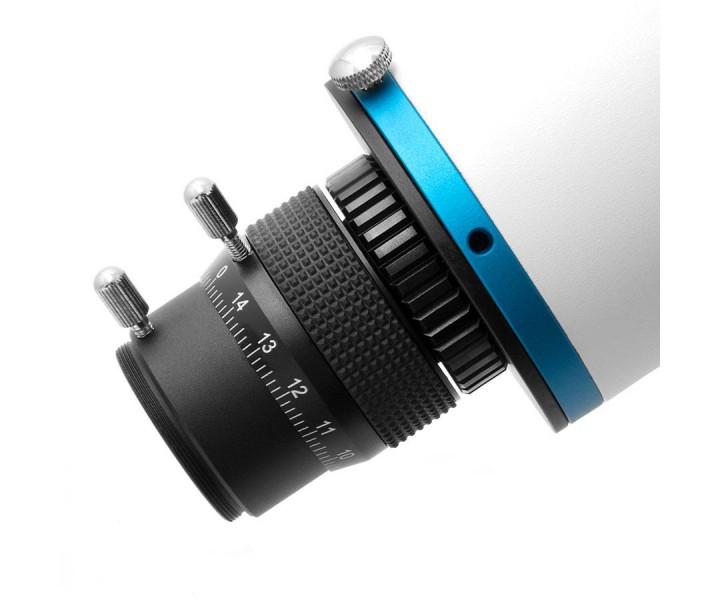 """Bild von TS-Optics 80mm Leitrohr und Super Sucher mit 1.25"""" Helical Auszug"""