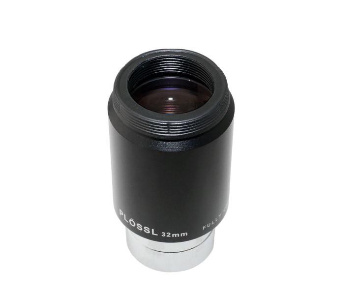 """Bild von TS Plössl 32mm mit 1,25""""-Einsteckdurchmesser,  50° Gesichtsfeld und vergüteter Optik"""
