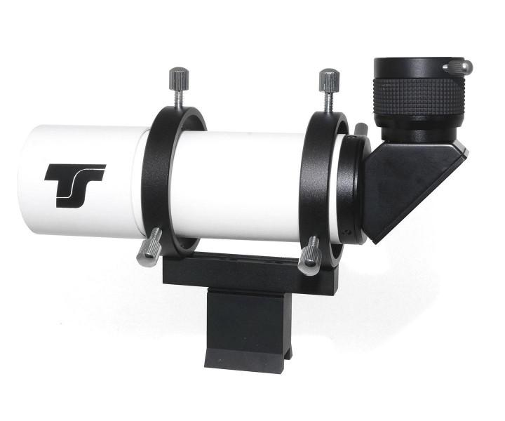 """Bild von TS-Optics 50-mm-Winkelsucher mit 90°-Amiciprisma und 1,25""""-Helical-Auszug"""