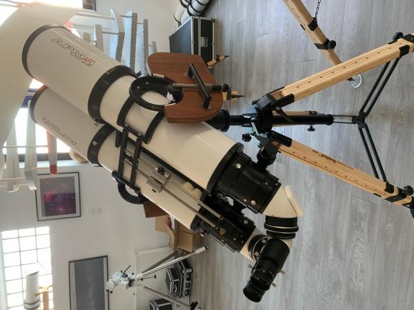Bild von APM SD Apo Bino 140mm F/7 Teleskop