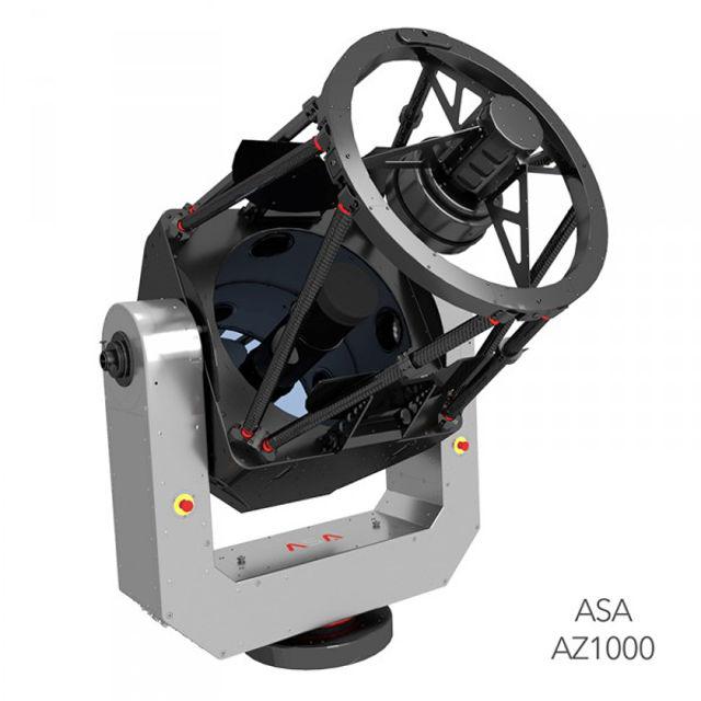Bild von ASA AZ1000 Ritchey-Chrétien Optik
