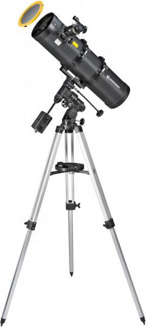 Picture of BRESSER Pollux 150/750 EQ3 Telescope with Solar-Filter