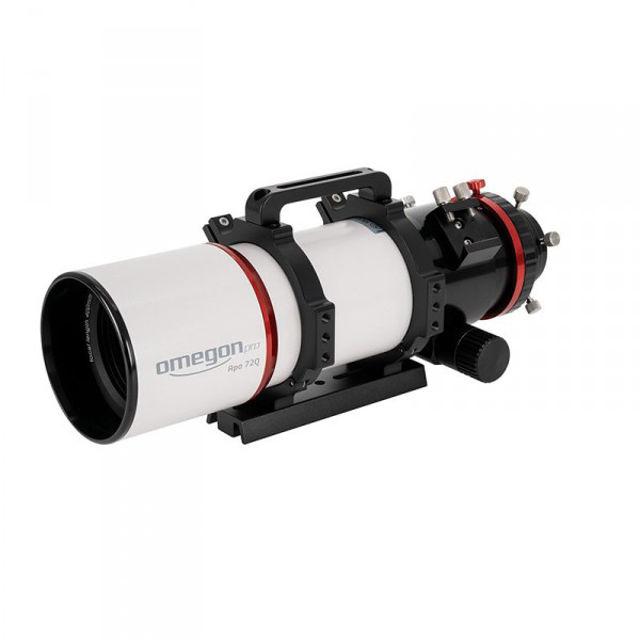 Bild von Omegon Apochromatischer Refraktor Pro APO AP 72/400 Quintuplet OTA