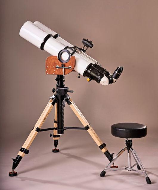 Picture of APM EMS SD-Apo Bino 140mm F/7 Telescope