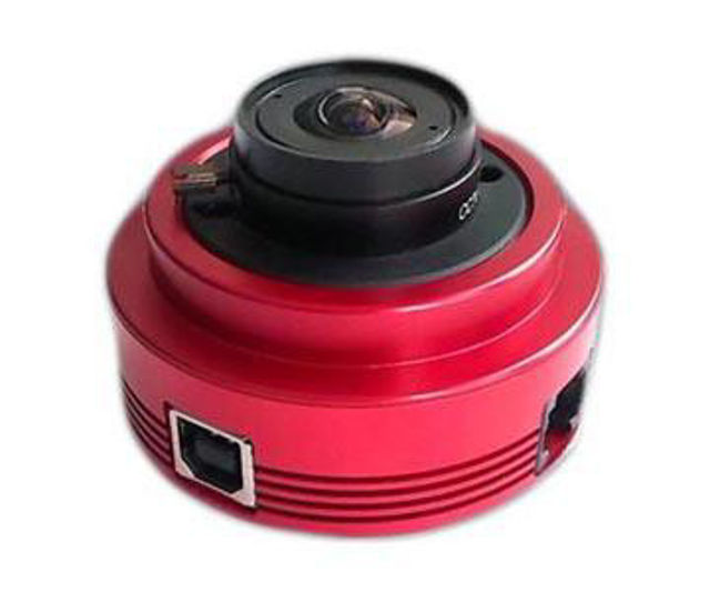 Picture of ZWO ASI120MC-S USB3.0 High-speed Colour Camera - moon, planets, weather