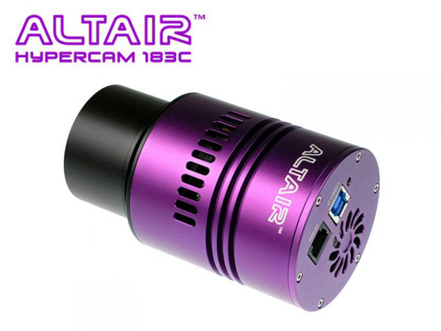 Picture of Altair Hypercam 183C PRO USB3.0 Colour Deepsky Imaging / EAA Camera