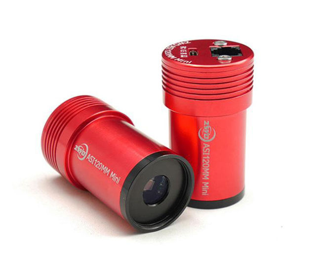 Picture of ZWO ASI120mini Mono - compact Astro camera and sensitive Autoguider