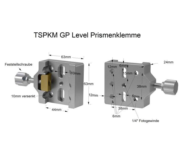 Bild von TS Optics Premium Prismenklemme für Teleskope und Kameras