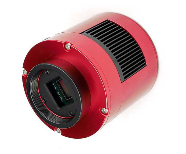 Picture of ZWO Color Cooled Astro Camera ASI 183 MC Pro Sensor D=15.9mm
