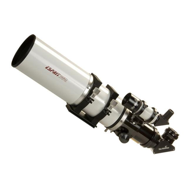Bild von Skywatcher Esprit-100ED Super APO Triplet Astrograph mit 100 mm Öffnung (f/4.1)