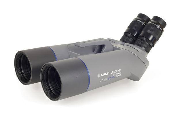 Bild von APM 22x70 SD-Fernglas 45° mit Okularset UF18mm
