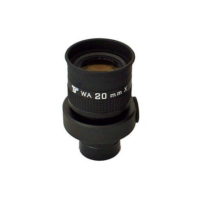 """Picture of Tecnosky 20mm Crosshair 70° ERFLE Eyepiece - 1,25"""" - focusable"""